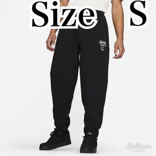 ナイキ(NIKE)のSTÜSSY × NIKE NRG ZR FLEECE PANT S サイズ(スウェット)