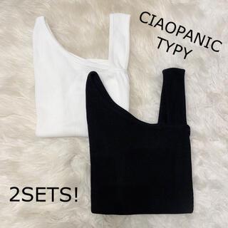 CIAOPANIC TYPY - チャオパニックティピー トップス