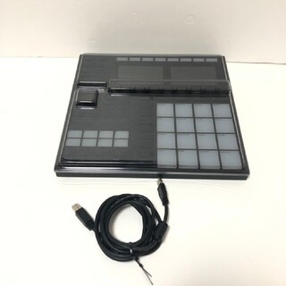 透明カバーつき! MASCHINE MK3 Native Instruments(MIDIコントローラー)