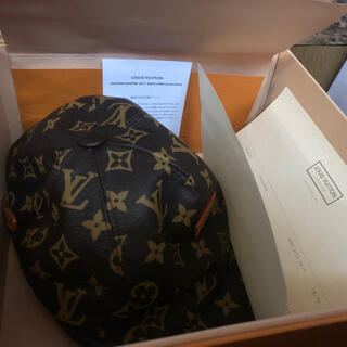 ルイヴィトン(LOUIS VUITTON)のLouis Vuitton & Supreme STRAPBACK CAP(キャップ)