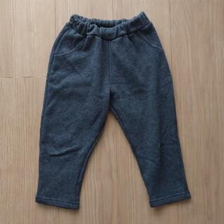 アカチャンホンポ(アカチャンホンポ)の美品 アカチャンホンポ 裏起毛 厚手 パンツ 100(パンツ/スパッツ)