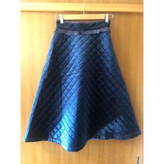 merlot - merlot plus キルティングスカート
