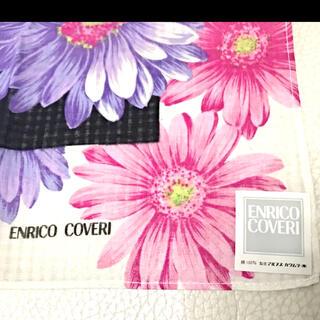 エンリココベリ(ENRICO COVERI)のENRICO COVERI ハンカチ 新品(ハンカチ)
