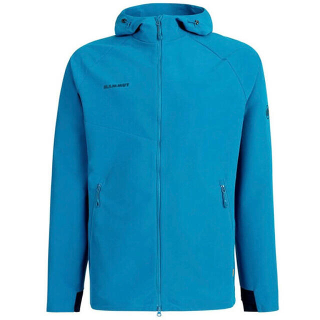 Mammut(マムート)の新品 Mammut(マムート) Macun SO Hooded Jacket メンズのジャケット/アウター(マウンテンパーカー)の商品写真