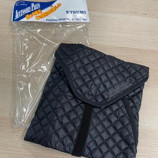 エツミ(ETSUMI)のエツミ マジックテープ付きキルティングケース カメラケース 保護(ケース/バッグ)