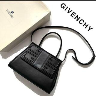 ジバンシィ(GIVENCHY)のGIVENCHY ジバンシー 2way ハンドバッグ ショルダーバッグ 本革(ショルダーバッグ)