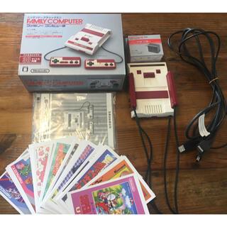 Nintendo  ニンテンドークラシックミニ ファミリーコンピュータ(家庭用ゲーム機本体)