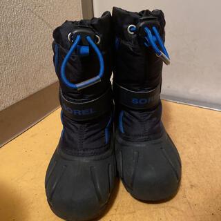 ソレル(SOREL)のソレル SOREL スノーブーツ 16cm(ブーツ)