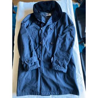 エンジニアードガーメンツ(Engineered Garments)のengineered garments マッキーノコート 黒 size:xs(ミリタリージャケット)