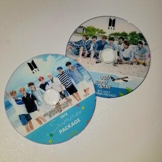 ボウダンショウネンダン(防弾少年団(BTS))のBTS 2017-2018Summer Package2枚組 日本語字幕(ミュージック)