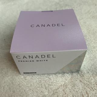 シセイドウ(SHISEIDO (資生堂))のカナデル プレミアムホワイト オールインワン 美容液クリーム 58g(オールインワン化粧品)