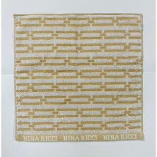 ニナリッチ(NINA RICCI)のNINA RICCI ハンドタオル(タオル/バス用品)