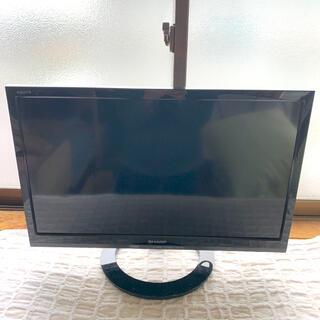 アクオス(AQUOS)のまさやん様専用! SHARPテレビ AQUOS   LC-19K30(テレビ)