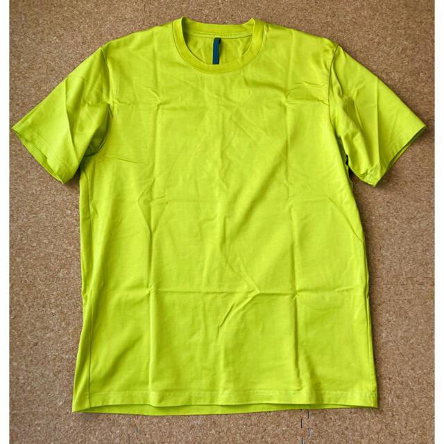 ATTACHIMENT(アタッチメント)のKAZUYUKI KUMAGAI カットソー カズユキクマガイ アタッチメント メンズのトップス(Tシャツ/カットソー(半袖/袖なし))の商品写真