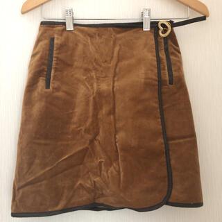 プライベートレーベル(PRIVATE LABEL)のPrivate Label プライベートレーベル ミニスカート 膝丈スカート(ミニスカート)