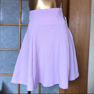 レディメイド(LADY MADE)のレディメイド*新品タグ付き*フレア スカート(ひざ丈スカート)