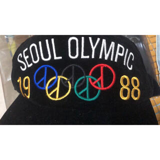 PEACEMINUSONE - peaceminusone  seoul olympic cap