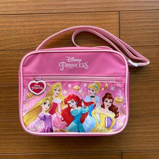 ディズニー(Disney)のディズニープリンセス 通園バッグ ショルダーバッグ(通園バッグ)