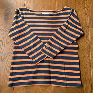 MARKEY'S - マーキーズ バスクシャツ ボーダーカットソー ロンT 90