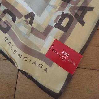 バレンシアガ(Balenciaga)のタイムセール 新品バレンシアガ スカーフ(バンダナ/スカーフ)