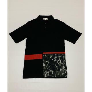 マックキュー(McQ)のMcQ マッキュー アレキサンダーマックイーン men's ポロシャツ(ポロシャツ)