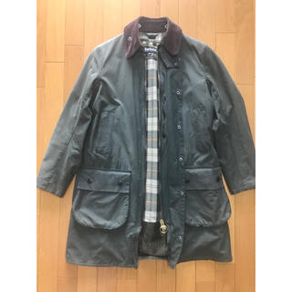 Barbour - 美品 バブアー ボーダー barbour border SL セージグリーン