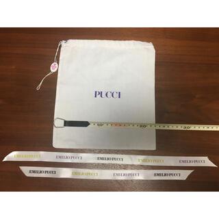 エミリオプッチ(EMILIO PUCCI)のエミリオプッチ 布袋 保存袋(ショップ袋)