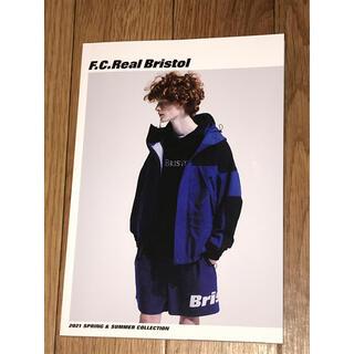 エフシーアールビー(F.C.R.B.)の未開封 FCRB F.C real bristol 2021SSカタログ(その他)