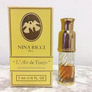 ニナリッチ(NINA RICCI)のニナリッチ レールデュタン ヴァポリザター パフューム 7ML レディース(香水(女性用))