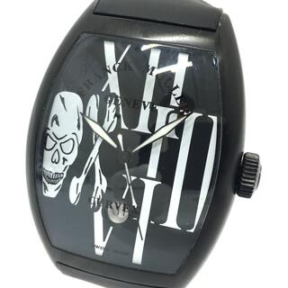 FRANCK MULLER - フランクミュラー 8880SCDT ゴシックアロンジェ メンズ腕時計 トノー
