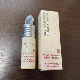 ロクシタン(L'OCCITANE)のロクシタン フレグラントタッチ チェリーブロッサム(香水(女性用))