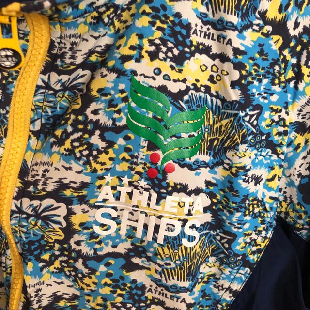 ATHLETA(アスレタ)のアスレタ S キッズ/ベビー/マタニティのキッズ服男の子用(90cm~)(ジャケット/上着)の商品写真