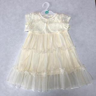 ニシマツヤ(西松屋)の西松屋 95cm ドレス(ドレス/フォーマル)