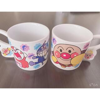 アンパンマン(アンパンマン)のアンパンマン マグカップ2個セット(マグカップ)