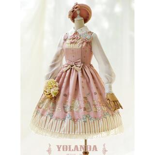アンジェリックプリティー(Angelic Pretty)のYOLANDA ブラウス(シャツ/ブラウス(長袖/七分))