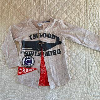 ブリーズ(BREEZE)のブリーズ ロンT  カットソー 100(Tシャツ/カットソー)