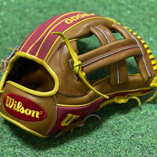 ウィルソン(wilson)のウィルソン  MLB グラブ(グローブ)