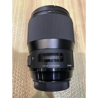 SIGMA - SIGMA Art 135mm F1.8 DG HSM(Canon)
