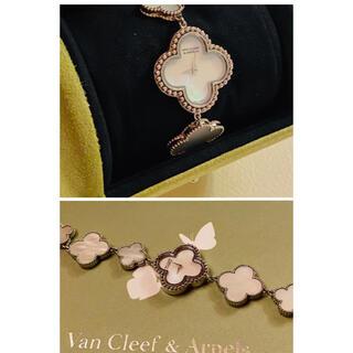 ヴァンクリーフアンドアーペル(Van Cleef & Arpels)のヴァンクリーフ アルハンブラウォッチ(腕時計)