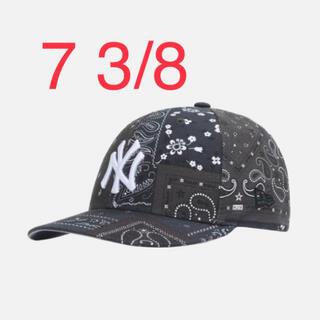 ニューエラー(NEW ERA)の【トニー様専用】  7 3/8 kith newera  cap ニューエラ(キャップ)