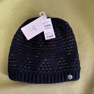 ロキシー(Roxy)のニット帽子(ニット帽/ビーニー)