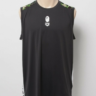 アベイシングエイプ(A BATHING APE)のA BATHING APE XL ARENA BAPE RASH GUARD M(その他)