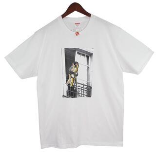 シュプリーム(Supreme)のsupreme×ANTI HEROコラボTシャツ(Tシャツ/カットソー(半袖/袖なし))
