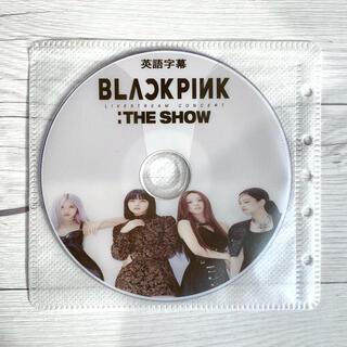 ビッグバン(BIGBANG)のBLACKPINK THE SHOW DVD(ミュージック)