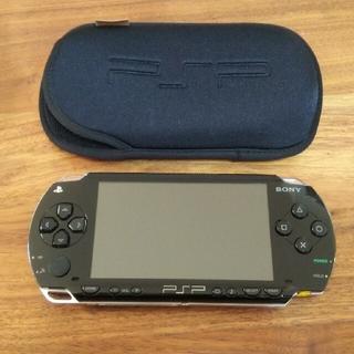 プレイステーションポータブル(PlayStation Portable)のPSP1000 「付属品充実」(携帯用ゲーム機本体)
