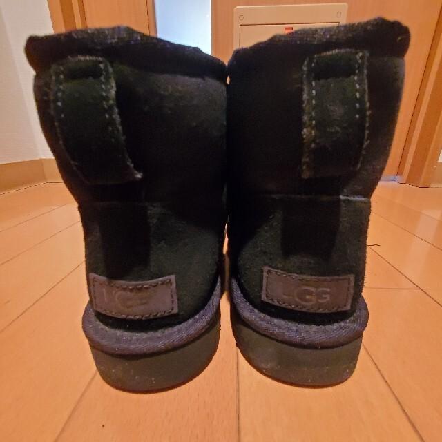 UGG(アグ)のUGG ムートンショートブーツ メンズの靴/シューズ(ブーツ)の商品写真