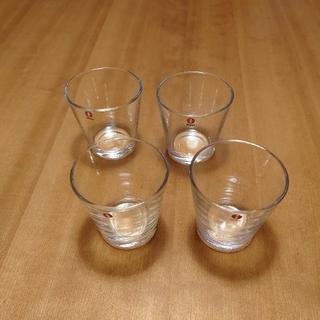 イッタラ(iittala)のイッタラ カルティオ グラス4ピース(グラス/カップ)