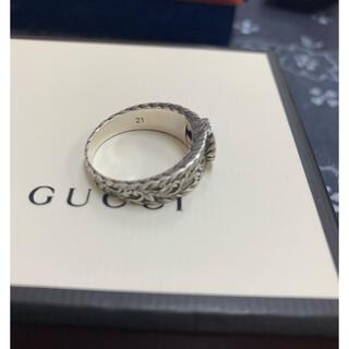 Gucci - グッチ インターロッキングG リング