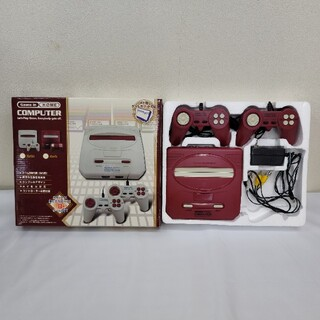 Game in H+ME COMPUTER(家庭用ゲーム機本体)
