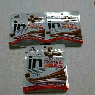 森永製菓 -  in 高タンパク プロテイン ショコラプロテイン